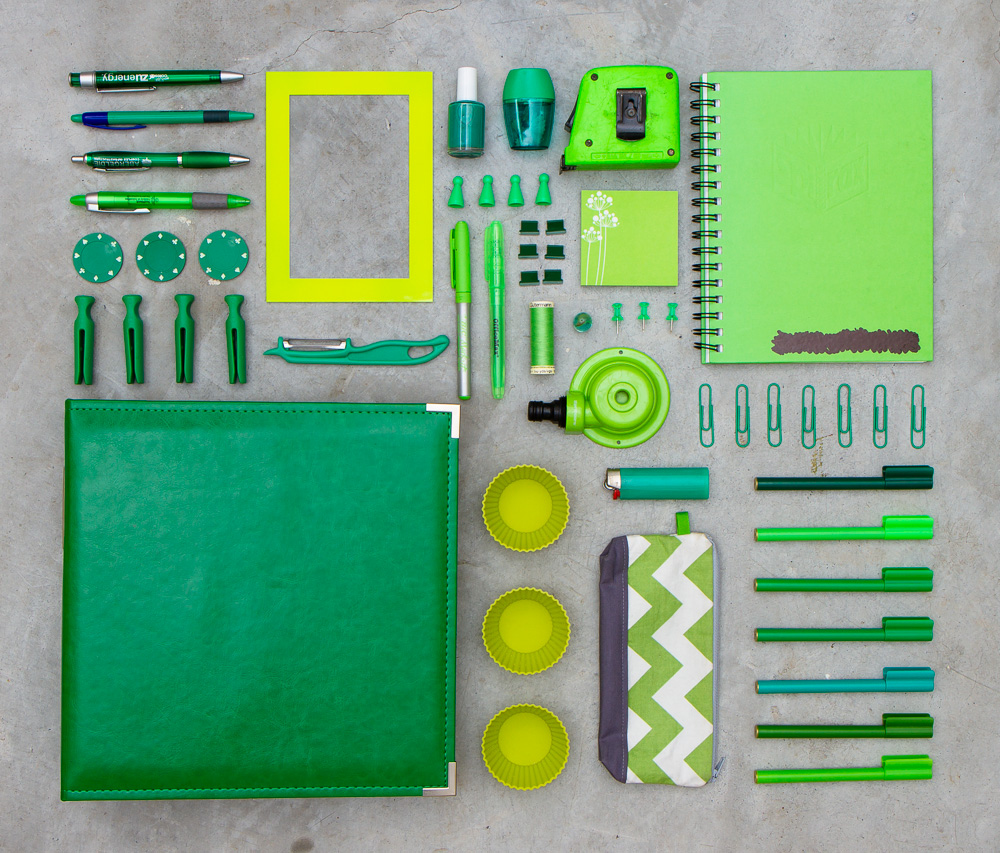 Best Of Tumblr :Things Organized Neatly