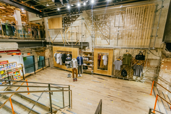 Urban Outfitters : Herald Square | Kate Xandra